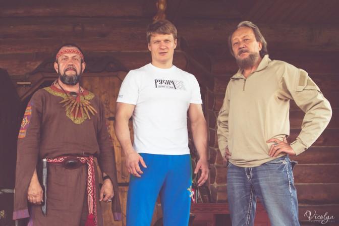 Родобор, Поветкин, Сундаков